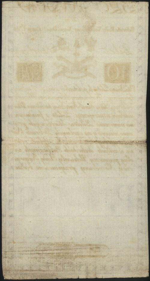 10 złotych 8.06.1794, seria D, Miłczak A2, Lucow 21 (R2...