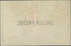 10 marek polskich 9.12.1916, \Generał, \biletów, jedno...