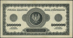500.000 marek polskich 30.08.1923, seria H, Miłczak 36i...