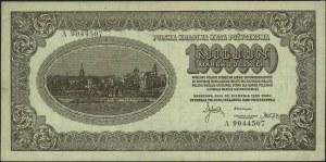 1.000.000 marek polskich 30.08.1923, seria A, numeracja...