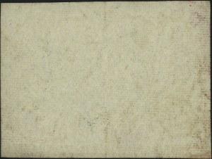 projekt banknotu-datku na 1 koronę \Na Wełnę dla Wojsk ...
