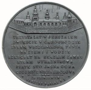 medal na 550-lecie Obrazu Matki Boskiej Częstochowskiej...