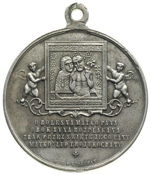 Sulisławice Sandomierskie -medal z uszkiem autorstwa Bi...