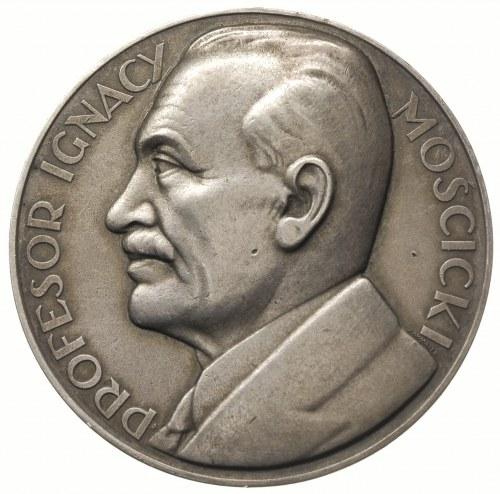 medal na pamiątkę Złotych Godów Małżeńskich autorstwa J...