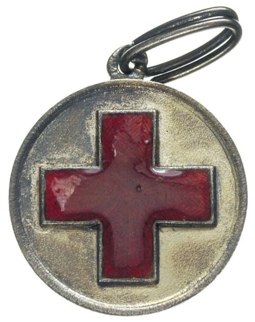 medal Czerwonego Krzyża za wojnę rosyjsko japońską 1904...