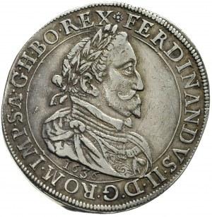 Ferdynand II 1619-1637, talar 1636, Graz, Dav. 3111, He...