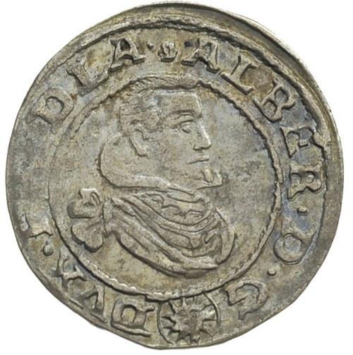 Albrecht Wallenstein 1625-1634, 3 krajcary 1628, Jicin,...