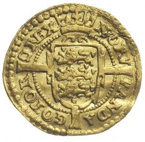 Krystian IV 1588-1648, dukat 1611, Kopenhaga, złoto 3.4...