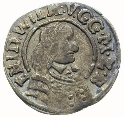 Fryderyk Wilhelm 1640-1688, 1/24 talara 1658, Halbersta...