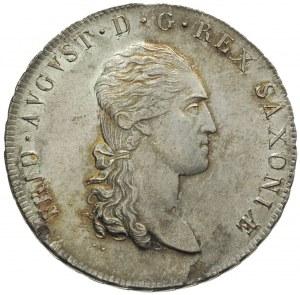 Fryderyk August I 1806-1827, talar 1813/S.G.H. Thun 292...
