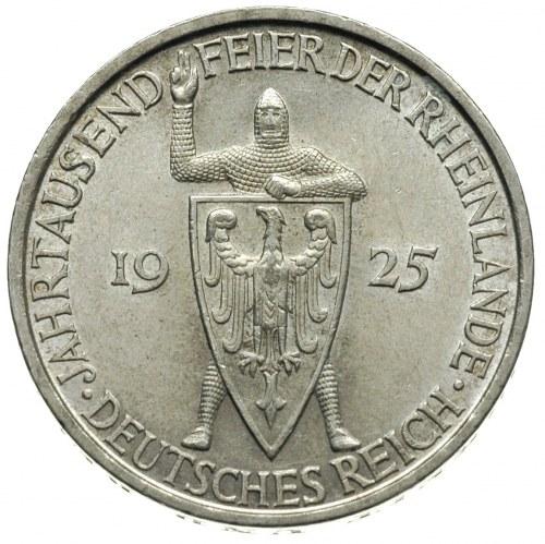 5 marek 1925 / D, Monachium, 1.000-lecie przyłączenia N...