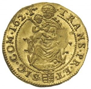 Gabriel Bethlen 1613-1629, dukat 1621 / K-B, Krzemnica,...