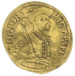 Michał Apafi 1661-1690, dukat 1685, Fogaras, złoto 3.41...