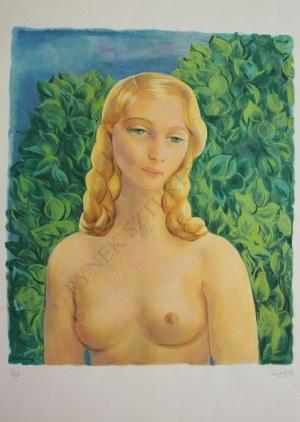 Mojżesz Kisling wg (1891-1953), Ewa