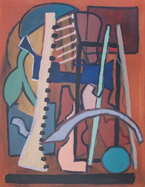 Maria DAWSKA (1909-1993), Kompozycja