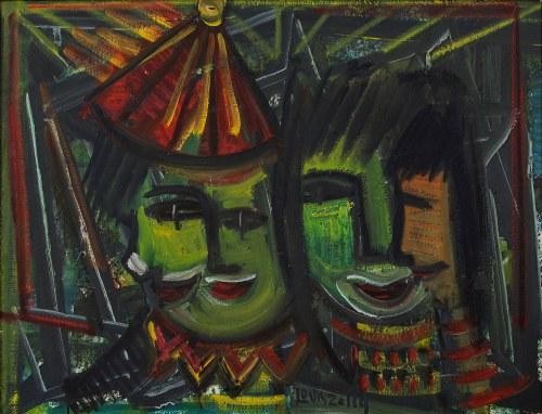Louis ZELIG (1922-1993), Głowy