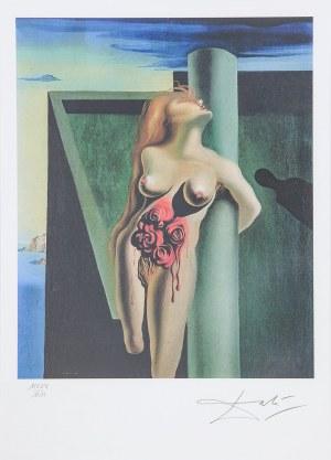 Salvador DALI (1904-1989) – według, Kobieta