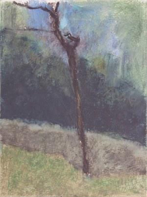 Jacek SIENICKI (1928-2000), Drzewo, 1993