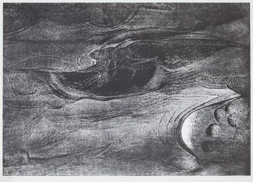 Henryk OPAŁKA (1929-2018), Videolit III-90, 1990