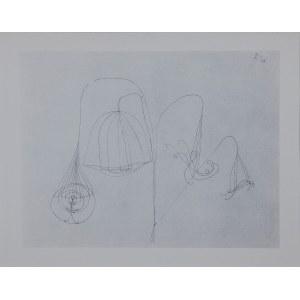 Paul KLEE (1879-1940) – według, Quadrupula gracilis, 1945