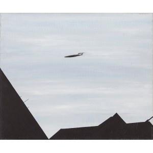 Łukasz RUDNICKI (ur. 1973), Niebo nad Londynem, 2008