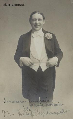 Pocztówka: Józef Zejdowski  (1871-1963)