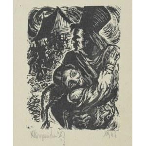 Maria HISZPAŃSKA-NEUMANN (1917-1980), Ratunek z pożaru, 1946