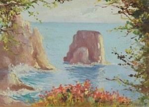 Eugeniusz DZIERŻENCKI (1904-1990), Widok Capri