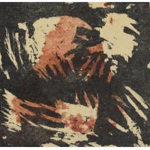 Magdalena WIĘCEK (1924-2008), Kompozycja, 1960