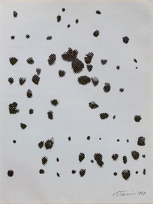 Jan Tarasin, Kompozycja II, 1990