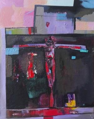 Piotr Gola, Crucifixion, 2016 r.