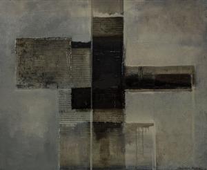 Magdalena Daniec (1974), Co widzę̨ z okna w lutym czyli 9 widoków zza szyby (2016)