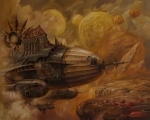 Jarosław Jaśnikowski (1976), Posłańcy Armagedonu (2012)