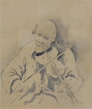 Malczewski Jacek, SKRZYPEK, 1882