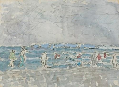 Cybis Jan, ŚWINOUJŚCIE, LIPIEC 1972