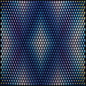 Paweł Wąsowski, Crystalline grid II, 2019
