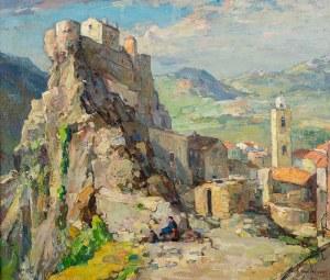 Henk van Leeuwen (1890-1972), Corte Citadelle na Korsyce