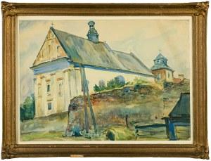 Stanisław Prauss (1903-1997), Kościół reformatów w Kazimierzu nad Wisłą