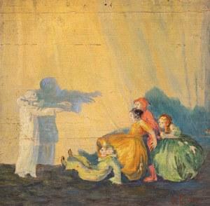 SCENA TEATRALNA, 1949