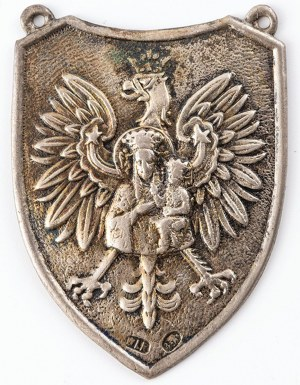 RYNGRAF Z MATKA BOŻĄ CZĘSTOCHOWSKĄ NA ORLE, Warszawa, po 1927