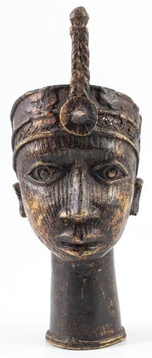 GŁOWA. Benin, poł. XX w.