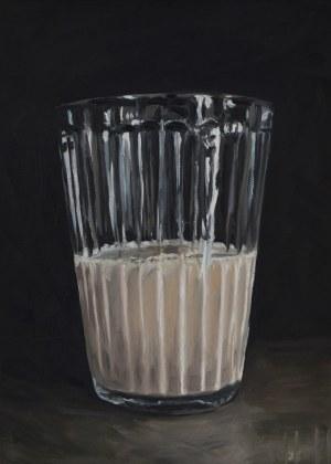 Szymon Kurpiewski, A Glass of milk, 2019