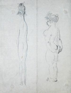 Józef Mehoffer (1869 Ropczyce k. Lwowa - 1946 Wadowice), Akty kobiece