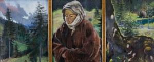 Kazimierz Sichulski (1879 Lwów - 1942 tamże), Jesień, przed 1906 r.