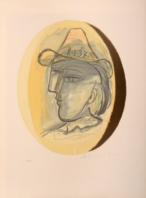 Pablo Picasso, Tête