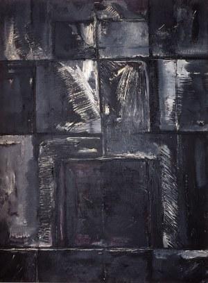 Roman Opałka (1931 Abbeville - 2011 Rzym) - Abstrakcja, ok. 1962