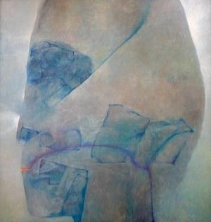 Zdzisław Beksiński (1929 Sanok - 2005 Warszawa) - Bez tytułu, 1994