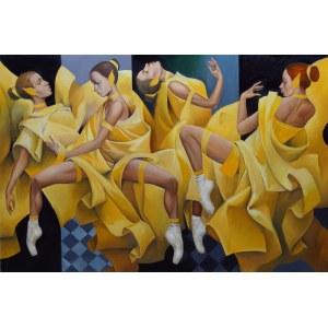 Andrejus Kovelinas, Into the Yellow, 2019