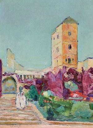 Włodzimierz TERLIKOWSKI (1873-1951), Marrakesz, 1931