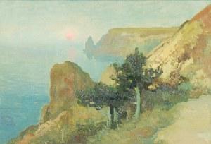 Iwan TRUSZ (1869-1940), Zachód słońca